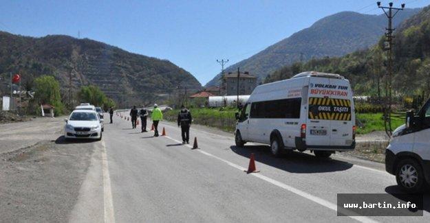 Kastamonu Sınırı Kapatıldı