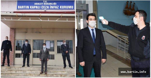 Tüm Cezaevi Personeli Karantinaya Alındı