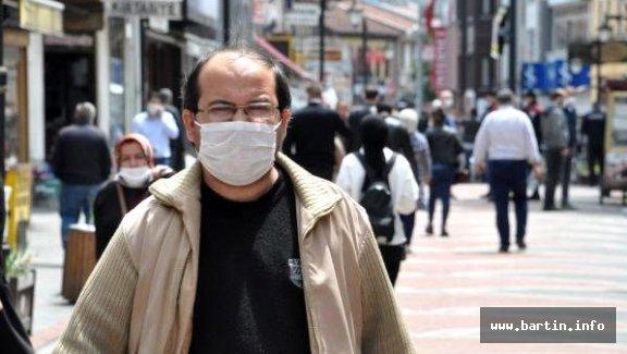 İşte Maskesiz Sokağa Çıkmanın Cezası