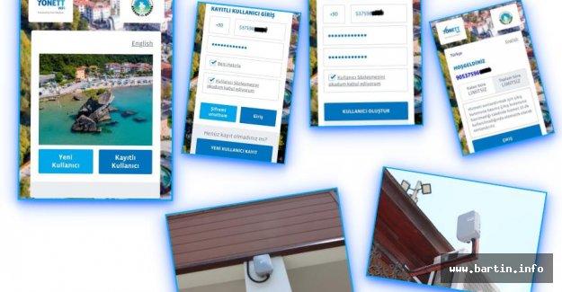 Bartın'da Bir Noktaya Daha Ücretsiz Wi-Fi