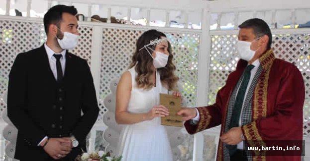Bartın'da Düğünler Başladı