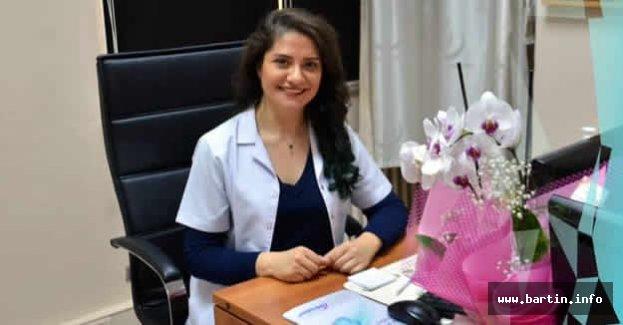 Dr. Rabia AÇIKGÖZ Göreve Başladı