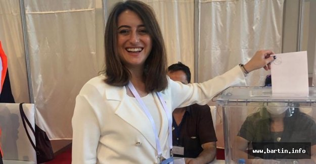 Bankoğlu CHP Parti Meclisine Girdi