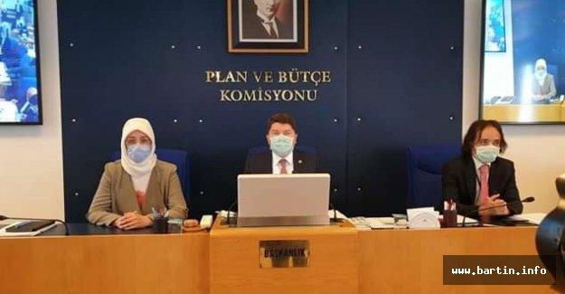 Baro Düzenlemesi Komisyonda Kabul Edildi