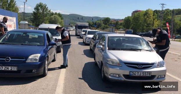 Covid-19 Kaydı Olan 6 Kişi Yakalandı