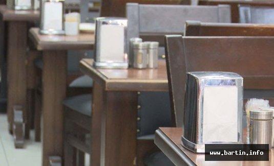 Lokanta Kafe ve Kırathaneler Gece 1'e Kadar...