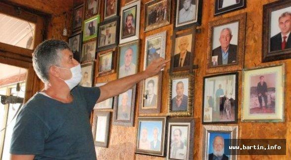 Müdavimlerinin Hatıralarını Duvarında Yaşatıyor
