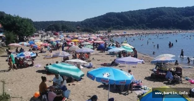 Bartın'da Plajlara Kapasite Kararı