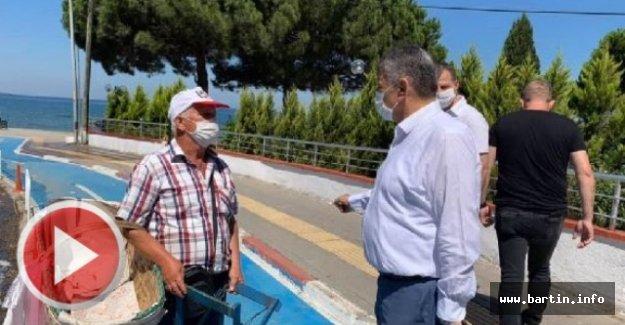 Başkan, Artan Covid-19 Vakalarına Dikkat Çekti