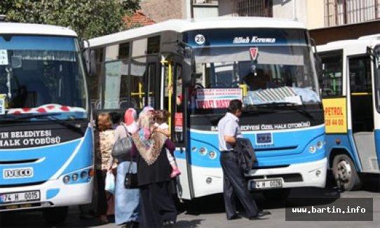 65 Yaşa Toplu Taşıma Yasağı
