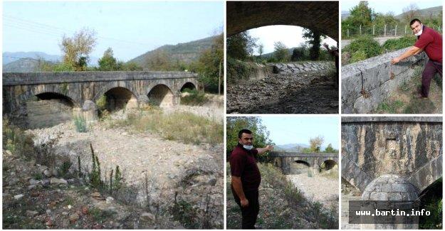 116 Yıllık Tarihi Köprü İlgi Bekliyor