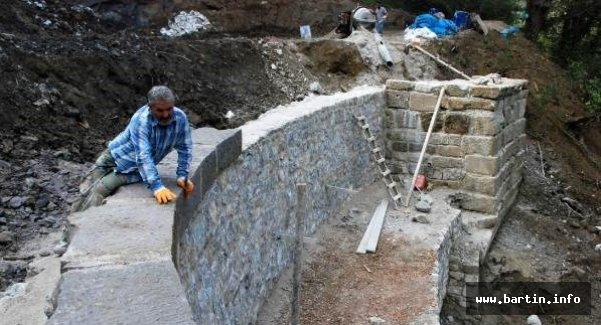 3 Bin Yıllık Roma Köprüsü Turizme Kazandırıldı