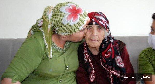 95 Yaşındaki Nine Koronavirüsü Yendi