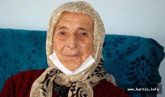 96'lık Feride Nine: Böyle Hastalık Görmedim