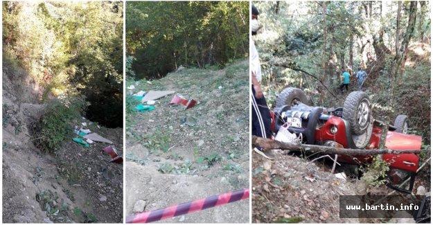 Bartın'da Feci Kaza: 1 Ölü, 1 Yaralı