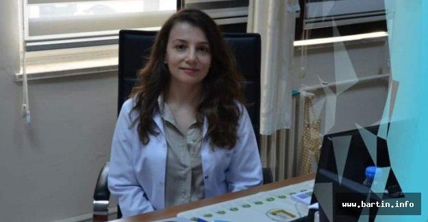 Dr. Esra Nur ÇİÇEK Göreve Başladı