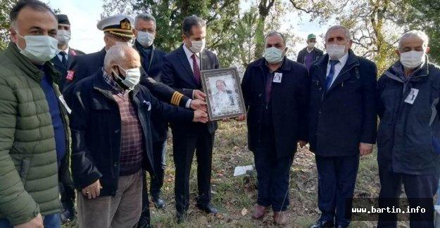 90 Yaşındaki Kore Gazisi Dualarla Uğurlandı