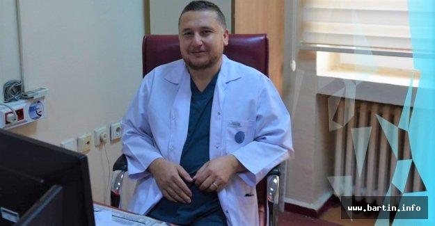 Dr. Metin KARATAŞ Göreve Başladı