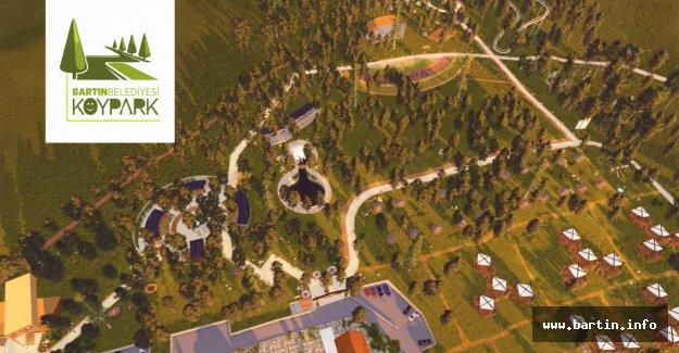 KöyPark Projesi Yakında Hayata Geçiyor