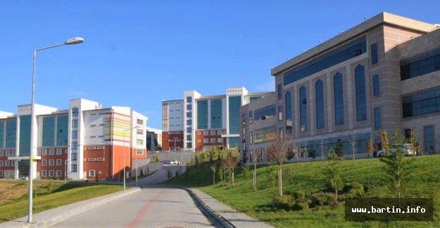 Bartın Üniversitesine 167 Milyon TL Ödenek