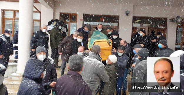 Kırtepe Mahallesi Muhtarı Dualarla Uğurlandı