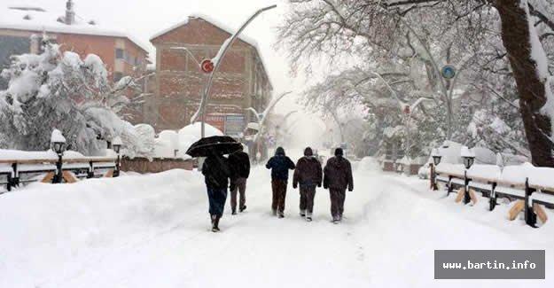 10 Günlük Sibirya Soğukları Geliyor