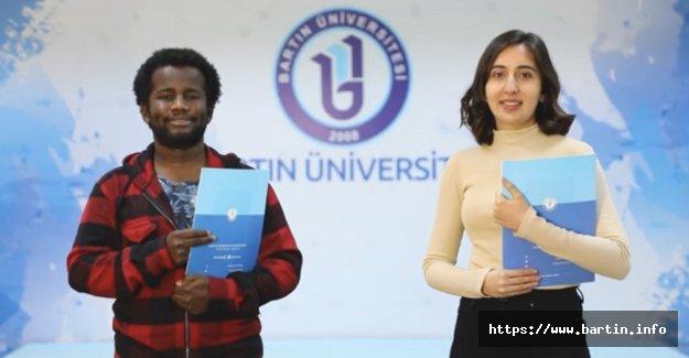 Bartın'da Okuyan Gençlere İTÜ ve ODTÜ Desteği