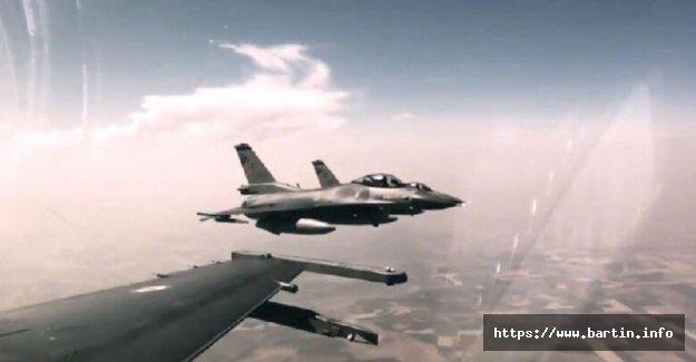 Bartın'da 3 Gün Ses Üstü Uçuş Testi Yapılacak