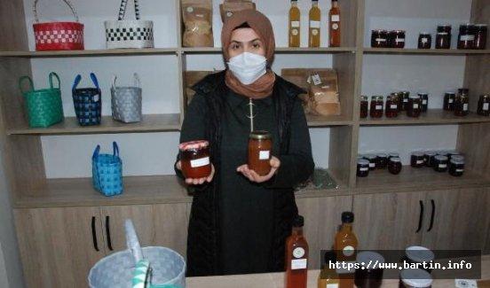 Uluslu Kadınlar ürünlerini kooperatifte satacak