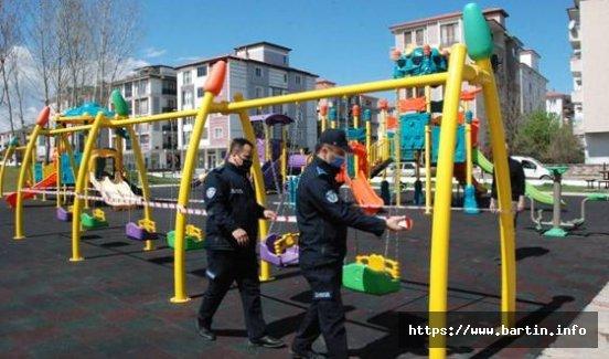Vakalar 11 Kat Arttı, Park ve Piknik Alanları Kapatıldı