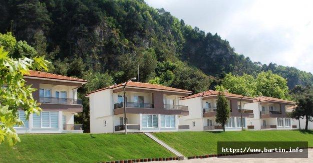 İnkum'da Devletten Satılık 12 Dubleks Tatil Evi