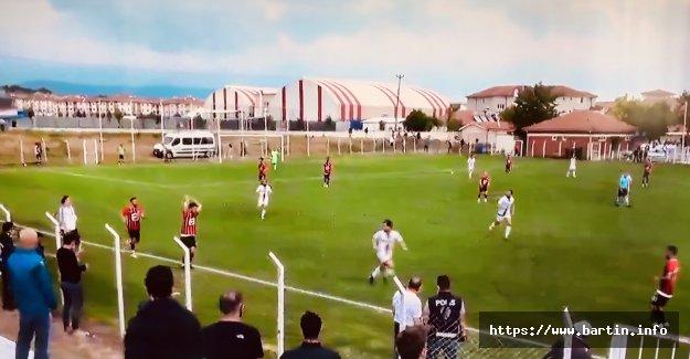 Bartınspor, Bolu'dan 1 Puanla Dönüyor: 0-0