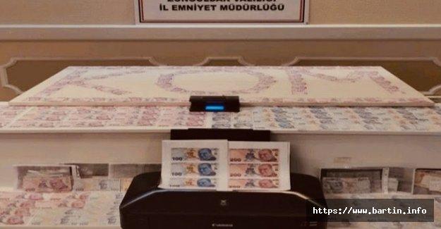 Sahte Paraları ATM ile Gerçeğe Çeviren Çift Tutuklandı