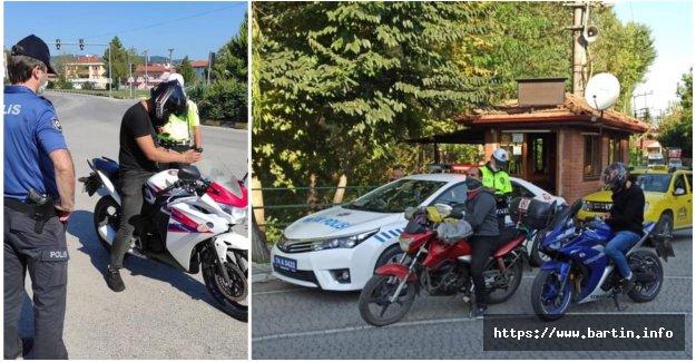Elektrikli ve Motorlu Bisiklet Kullananlar Dikkat