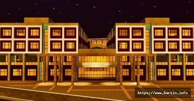 Bartın Adalet Sarayı Açılıyor