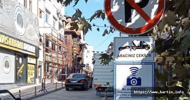 Park Yasağı İhlallerine Kameralardan Ceza Kesilecek