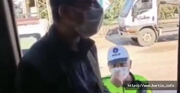 Sivil Trafik Ekipleri Ceza Yağdırdı