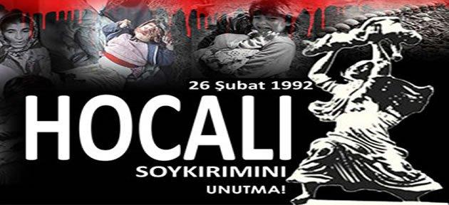 23.Yılında Hocalı Katliamı