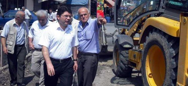24 yerleşim yeri taşkın koruma ihalesi 25 Haziran'da