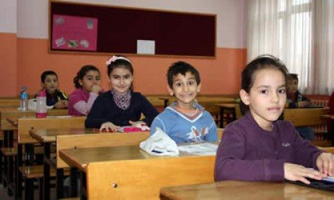 320 Öğrenci sınava girdi