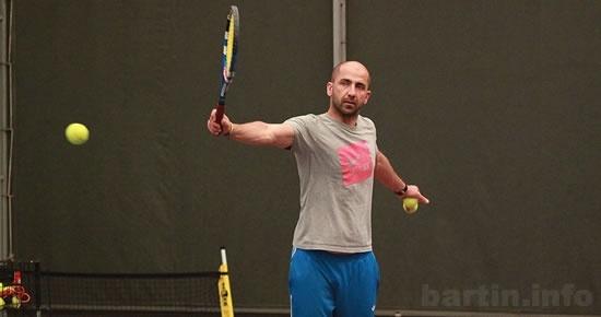 3 Bartınlı tenisçi ilk 8'de
