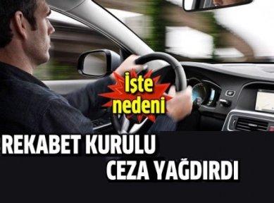 4 Sürücü Kursuna Ceza