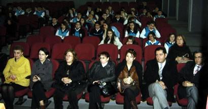 4.İnsan Hakları Semineri Bartın Anadolu Güzel Sanatlar ve Spor Lisesi'nde