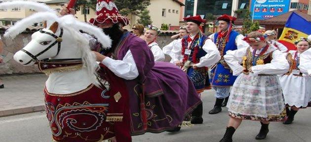 5 Gün Sürecek Festival Başladı