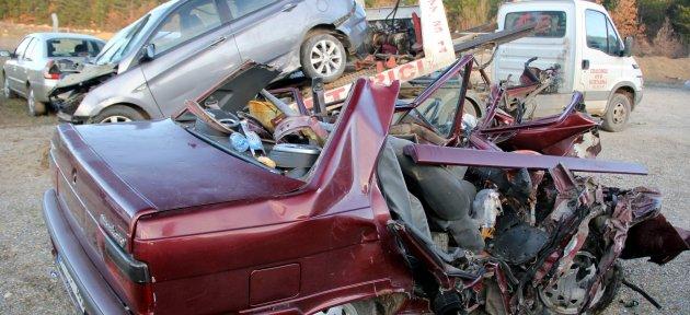 5 kişinin ölümüne neden olan alkollü sürücüye 15 yıl hapis