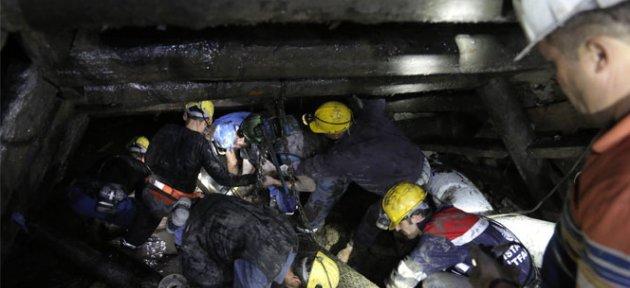 6 işçinin daha cansız bedenine ulaşıldı