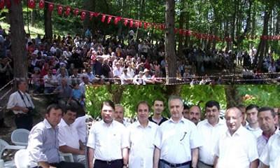 7.Drahna Keşkek Festivali Coşkuyla Kutlandı