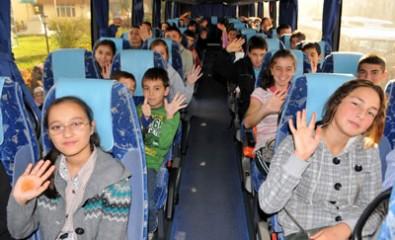 80 öğrenci Cumhuriyet gezisinde