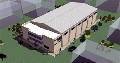 Abdipaşa Spor Salonu için 500 bin TL