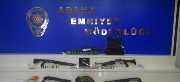 Adana'daki Uyuşturucu Operasyonu